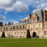 Aile des Ministres- Château de Fontainebleau
