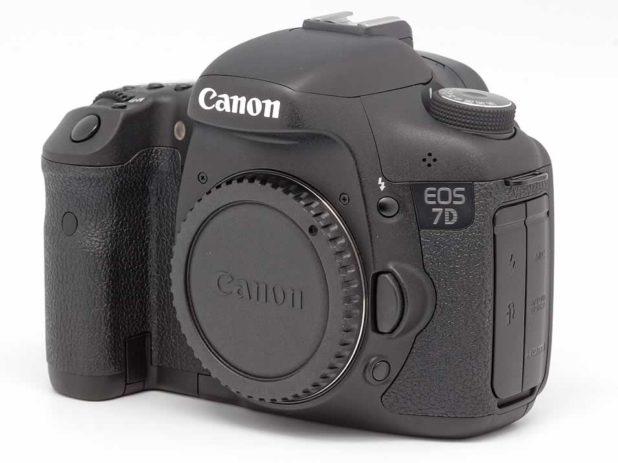 Canon EOS 7D - Reflex numérique