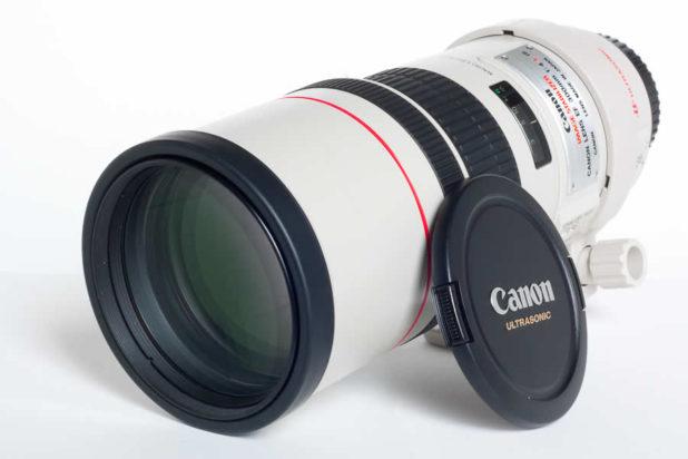 Téléobjectif Canon 300 mm F4 L IS USM