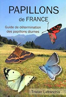Guide papillons de France - Tristan Lafranchis