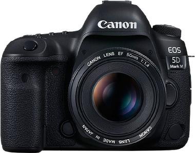Canon EOS 5D Mark IV - reflex numérique Full Frame 30 Mpx