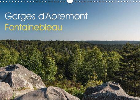 Les gorges d'Apremont - forêt de Fontainebleau