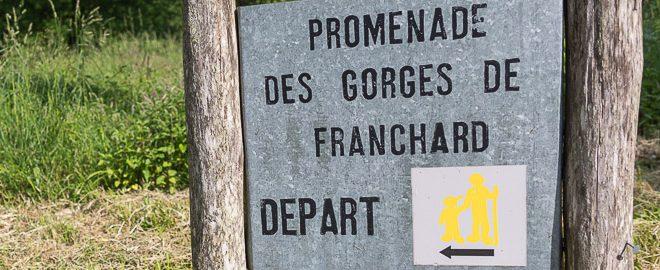 Départ randonnée gorges de Franchard - Forêt de Fontainebleau