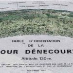 Table d'orientation EST - Tour Denecourt (Djamal Makhloufi)