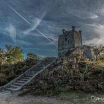 Tour Denecourt forêt de Fontainebleau