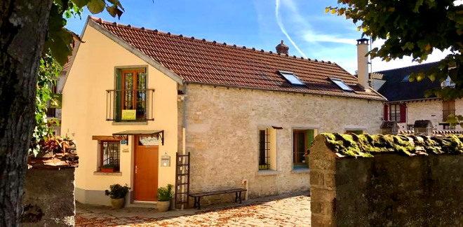 Gîte la Martinière d'Ury (Seine et Marne)