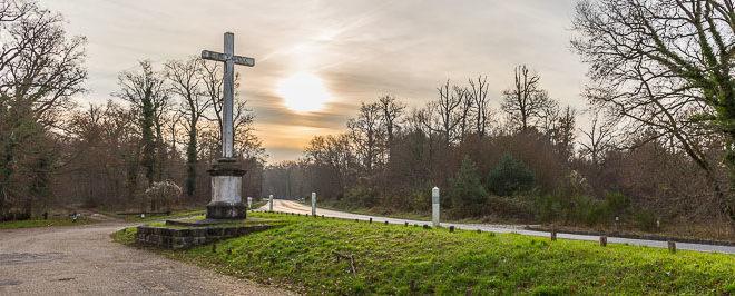 Parking Belle-Croix - Forêt de Fontainebleau