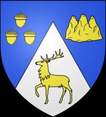 Blason Arbonne-la-Forêt (Seine et Marne) - Auteur : Tretinville