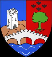 Blason de Samois-sur-Seine (Auteur : infofiltrage)