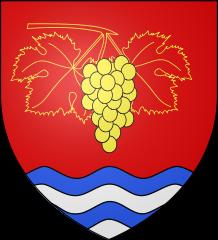 Blason de Thomery (Seine-et-Marne) - Auteur Chatsam