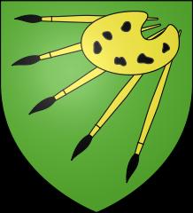 Blason de Barbizon (Seine-et-Marne) - Auteur Spedona