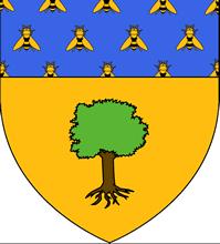blason Achère-la foret (Seine-et-Marne)
