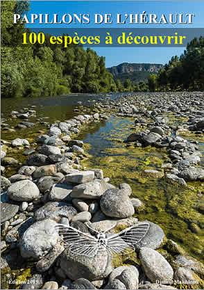 100 espèces de papillons de l'Hérault - eBook