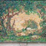 Sortie de forêt de Fontainebleau (Théodore Rousseau)