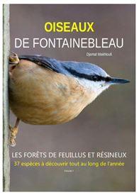 eBook oiseaux de la forêt de Fontainebleau