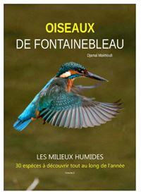 Oiseaux des milieux humides de Fontainebleau - eBook